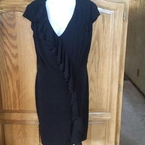 Smart Calvin Klein Sheath Dress Size 10 EUC
